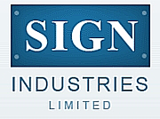Sign Industries logo