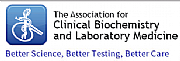 The Association for Clinical Biochemistry & Laboratory Medicine logo