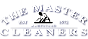 The Master Cleaners logo