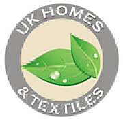 UK Homes And Textiles logo
