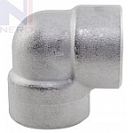 3000LB Pipe Fittings BSPT/BSPP image