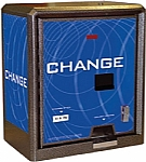 C300D Wall Mounted Change Machine (Banknote & Coin to Coin/Token) image