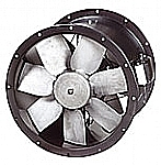 Cylindrical Cased Axial Flow Fans image