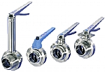 Diamond Butterfly Valves image