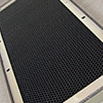 EMI Shielding Ventilation Panels image