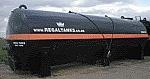Horizontal Liquid Storage Tank Hire image