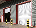 Insulated Rolling Shutter Doors image