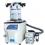 Laboratory freeze dryers image