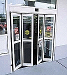 Manual Folding Doors image