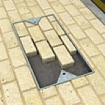 Mortar Paving System image