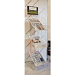 Newspaper Stands, Displays, Dispensers image
