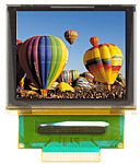 OLED High Contrast Displays image
