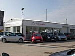 Permanent Steel Car Showroom Buildings image
