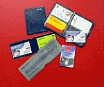 Plastic Wallets image