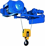 Pneumatic Wire Rope Hoists image