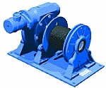 Powered Winches image