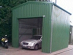 Steel Car Valeting and Smart Repair Building Solutions image
