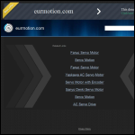 Screen shot of the Eurmotion website.