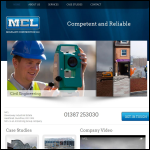 Screen shot of the Molplant Ltd website.