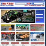Screen shot of the Maxxis International website.