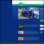 Screen shot of the Hazrem Environmental Ltd website.