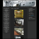 Screen shot of the Uxbridge Road Catering Equipment Ltd website.