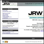Screen shot of the Jrw Developments website.