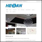 Hexan Suspended Ceiling Contractors