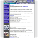 Screen shot of the Highley Steel Ltd website.