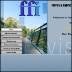 Screen shot of the Best Fabrics (International) Ltd website.