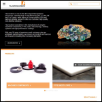 Screen shot of the Fluorocarbon Co Ltd website.