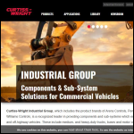 Penny & Giles Controls Ltd website preview