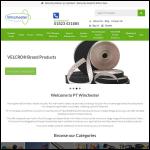 PT Winchester Ltd website preview