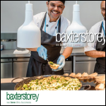 Screen shot of the BaxterStorey Ltd website.
