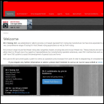 Screen shot of the RLS Tooling Ltd website.