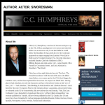 Screen shot of the C Humphreys & Son website.