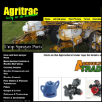 Screen shot of the Agritrac website.