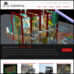 Screen shot of the STL Technical Engineering Ltd website.