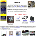 Screen shot of the PC Electronics website.