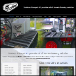 Screen shot of the Scottrac Ltd website.