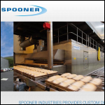 Screen shot of the Spooner Industries Ltd website.