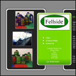 Screen shot of the Fellside Plastics Ltd website.