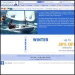 Screen shot of the Guildford Marine Co Ltd website.