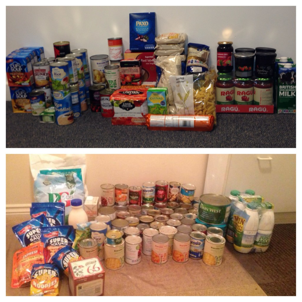 MK Food Bank Donation
